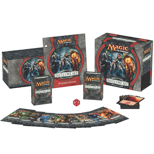 Magic: The Gathering - 2012 Core set Fat Pack