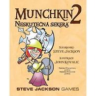 Munchkin 2: Neskutečná sekera