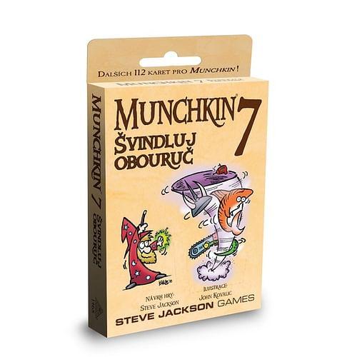 Munchkin 7: Švindluj obouruč
