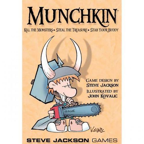 Munchkin (anglicky)