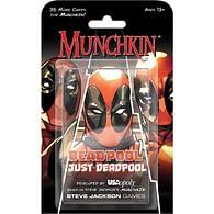 Munchkin: Deadpool Just Deadpool