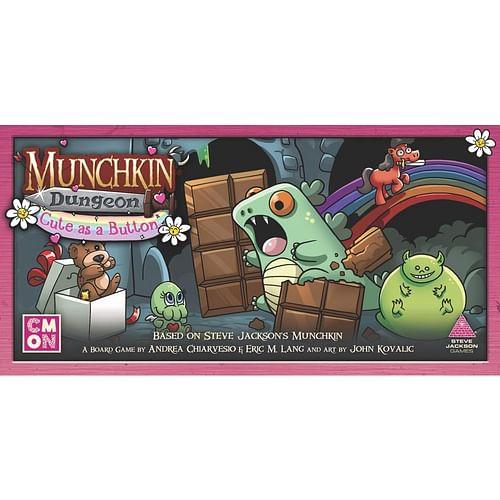 Munchkin Dungeon: Cute as a Button