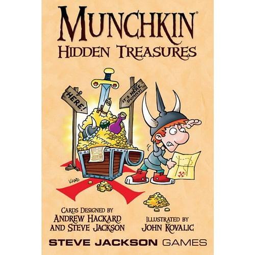 Munchkin: Hidden Treasures
