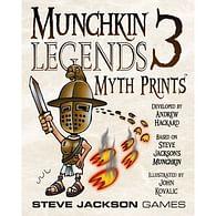 Munchkin Legends 3: Myth Prints