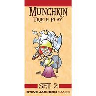Munchkin Triple Play: Set 2