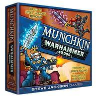 Munchkin: Warhammer 40,000