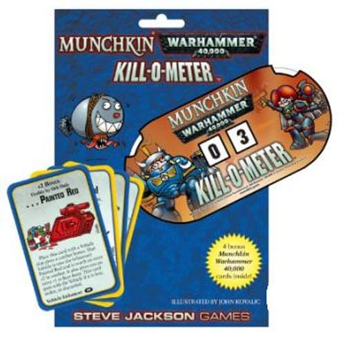 Munchkin: Warhammer 40000 - Kill-O-Meter