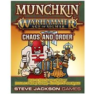 Munchkin: Warhammer Age of Sigmar - Chaos and Order