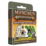 Munchkin: Warhammer - Age of Sigmar: Death and Destruction