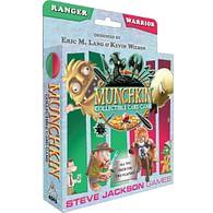 Munchkin CCG: Ranger & Warrior Starter Set