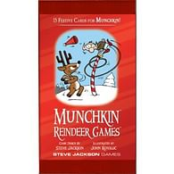 Munchkin Reindeer Games