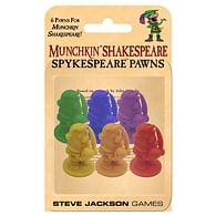 Munchkin - Shakespeare: Spykespeare Pawns