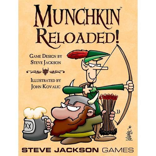 Munchkin Reloaded
