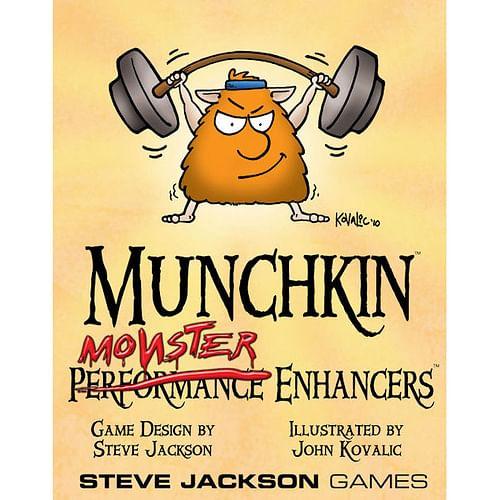 Munchkin Monster Enhancers