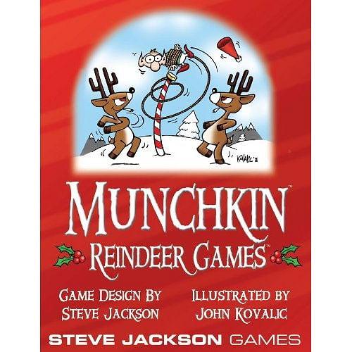 Munchkin: Reindeer Games Booster