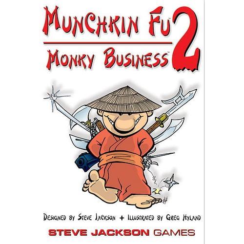 Munchkin Fu 2: Monky Business