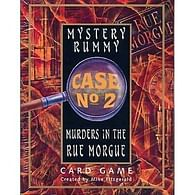 Mystery Rummy: Murders in the Rue Morgue