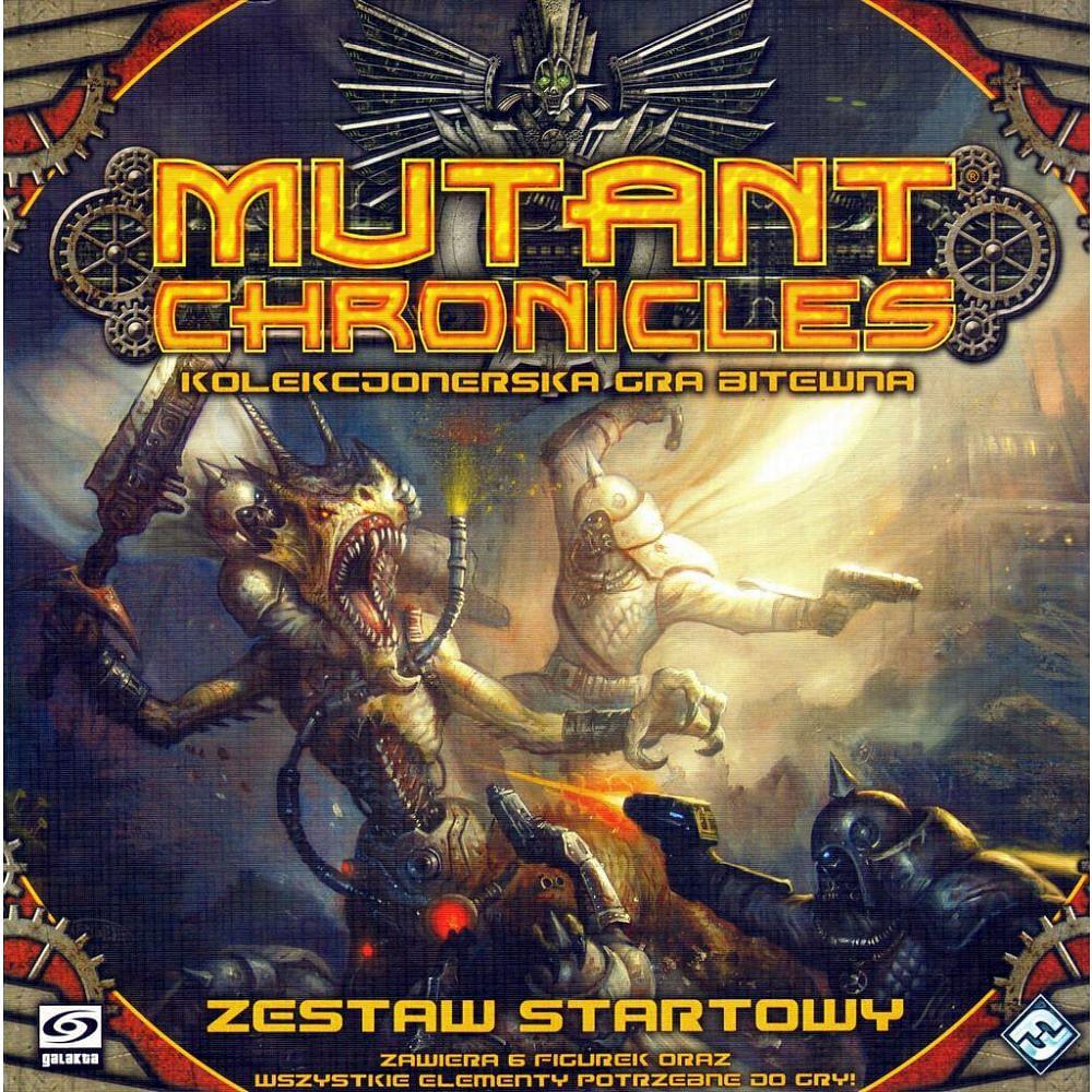 Mutant Chronicles - startovní balení