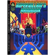 Mutants and Masterminds RPG: The Supervillain's Handbook