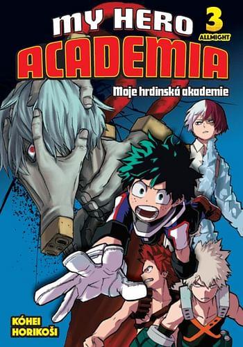 My Hero Academia - Moje hrdinská akademie 3