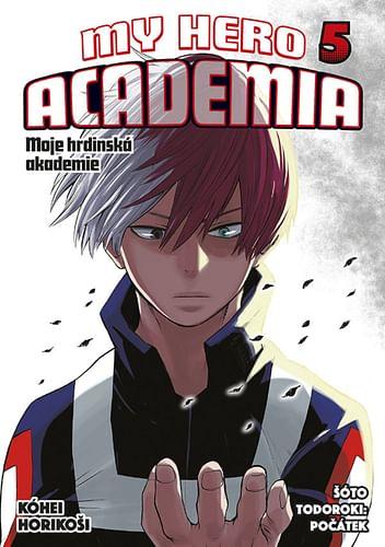 My Hero Academia - Moje hrdinská akademie 5