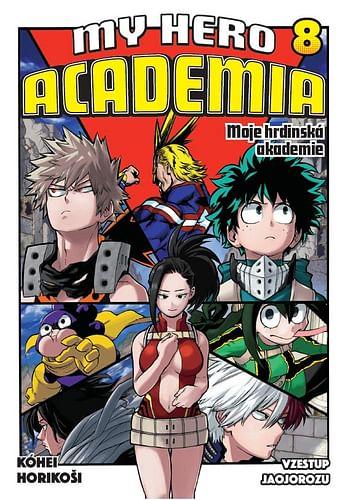My Hero Academia - Moje hrdinská akademie 8