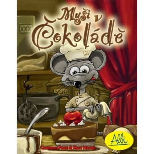 Myši v čokoládě