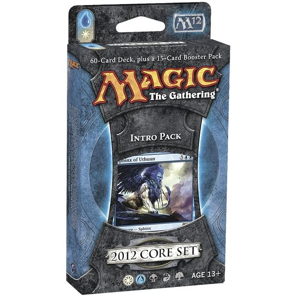 Magic: The Gathering - 2012 Core Set Intro Pack: Mystical Might