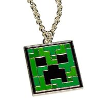 Přívěsek Minecraft - Creeper