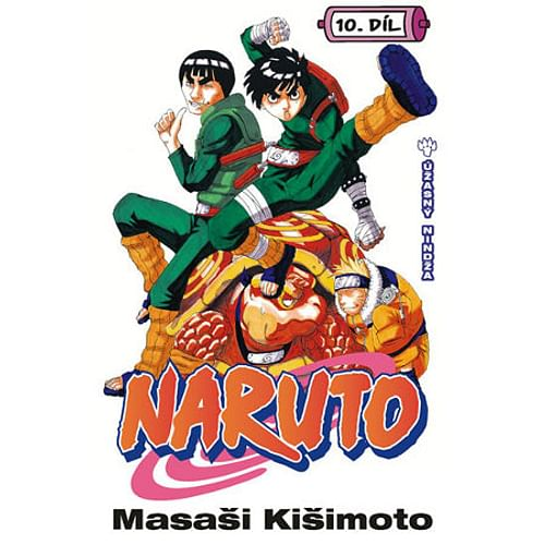 Naruto 10 - Úžasný nindža