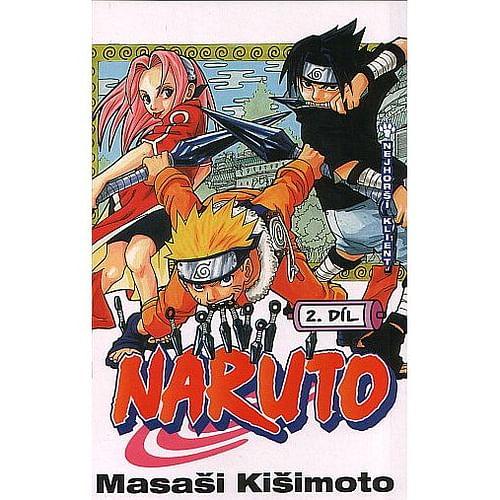Naruto 2 - Nejhorší klient