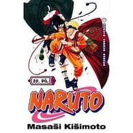 Naruto 20: Naruto vs. Sasuke