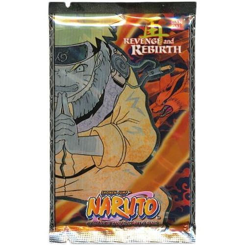 Naruto: Revenge and rebirth booster