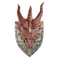 Nástěnná trofej Dungeons & Dragons - Hlava rudého draka