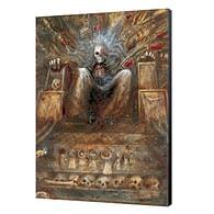 Dřevěný obraz Warhammer 40000 - Emperor of Terra