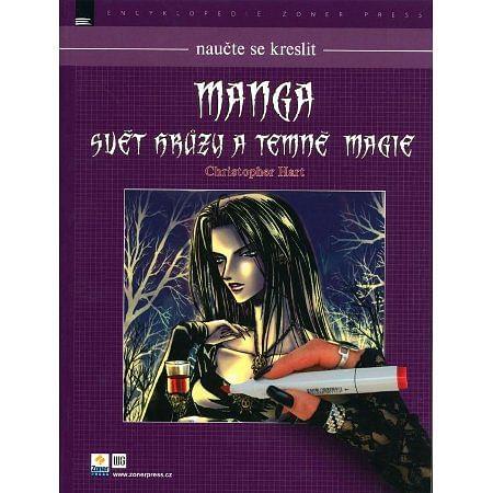 Naučte se kreslit Manga - Svět hrůzy a temné magie