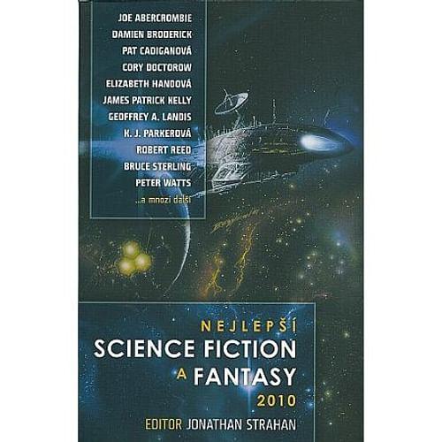 Nejlepší science fiction a fantasy 2010