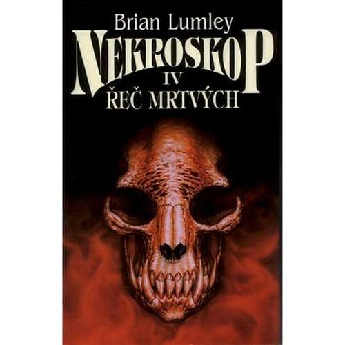 Nekroskop IV - Řeč mrtvých