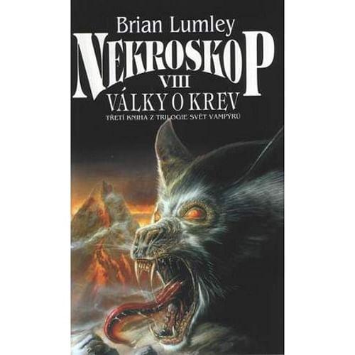 Nekroskop VIII - Války o krev