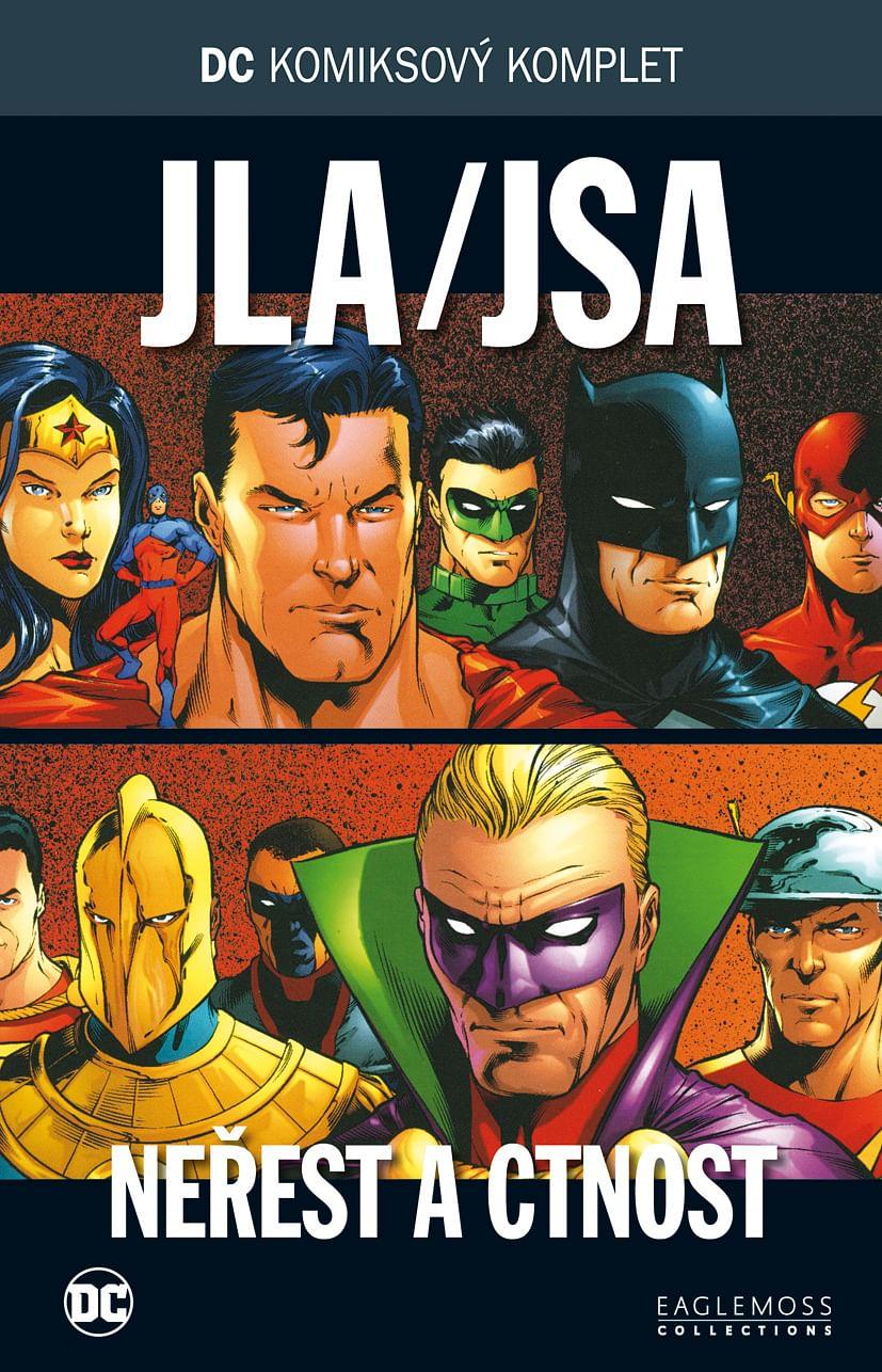 DC Komiksový komplet 76 - JLA/JSA: Neřest a ctnost