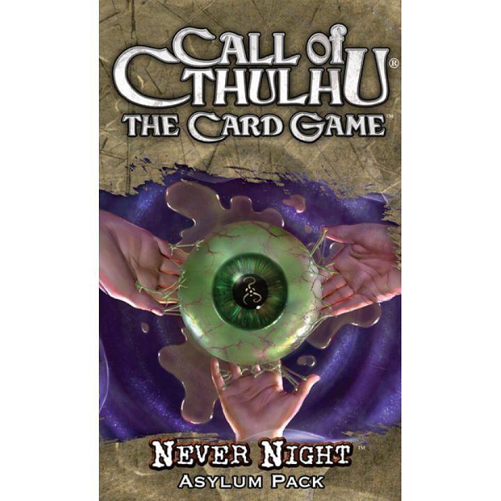 Call of Cthulhu LCG: Never Night