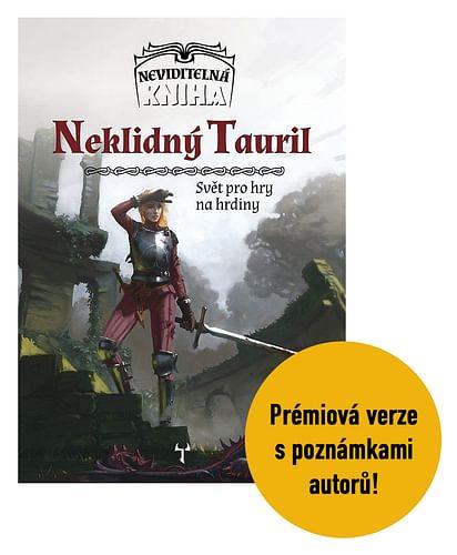 Neviditelná kniha: Neklidný Tauril - ebook (nová verze)