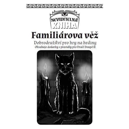 Neviditelná kniha: Neklidný Tauril -  Familiárova věž