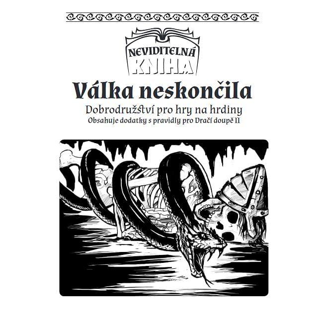 Neviditelná kniha: Neklidný Tauril - Válka neskončila