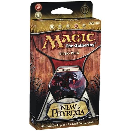 Magic: The Gathering - New Phyrexia Intro Pack: Life for Death