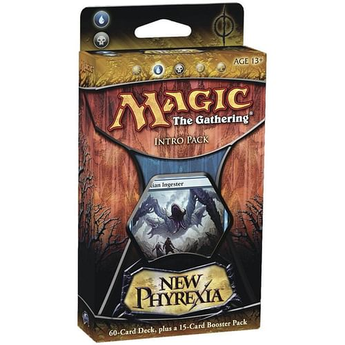 Magic: The Gathering - New Phyrexia Intro Pack: Devouring Skies