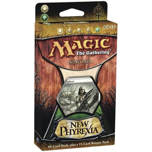 Magic: The Gathering - New Phyrexia Intro Pack: Artful Destruction