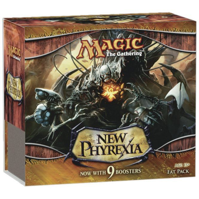 Magic: The Gathering - New Phyrexia Fat Pack