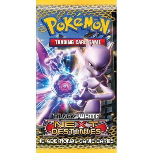 Pokémon: Black and White - Next Destinies Booster