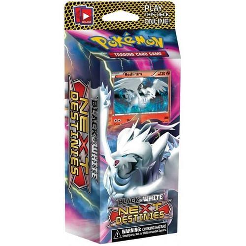 Pokémon: Black and White - Next Destinies Explosive Edge Theme D